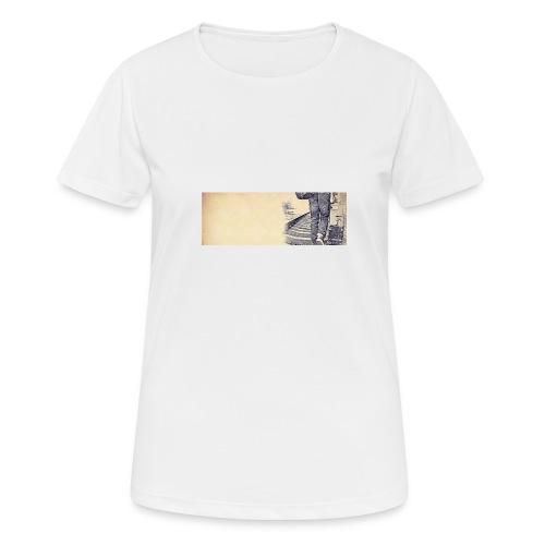 solo.pigion - T-shirt respirant Femme
