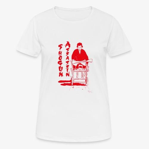 BabyCart (Shogun Assassin) by EglanS. - T-shirt respirant Femme