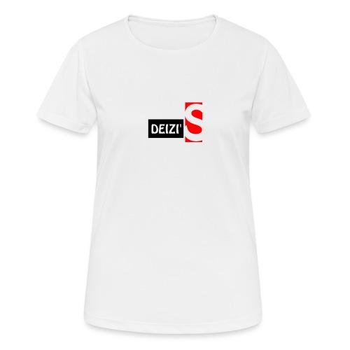 deizis Large Slim - naisten tekninen t-paita