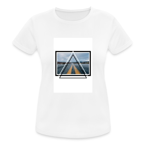 On the Road - T-shirt respirant Femme