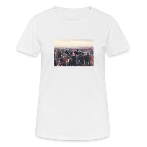 spreadshirt - T-shirt respirant Femme