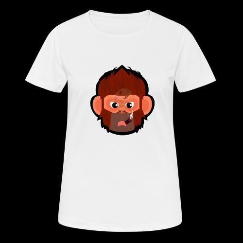 PoGo Mask t-shirt - Dame T-shirt svedtransporterende