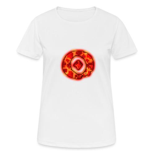Omega O - Women's Breathable T-Shirt