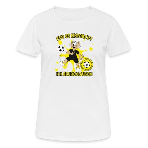 Hildburghausen ESKater - Frauen T-Shirt atmungsaktiv