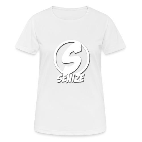 Senize voor vrouwen - Vrouwen T-shirt ademend actief
