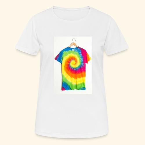 tie die - Women's Breathable T-Shirt