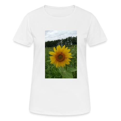 SONNENBLUME - Frauen T-Shirt atmungsaktiv