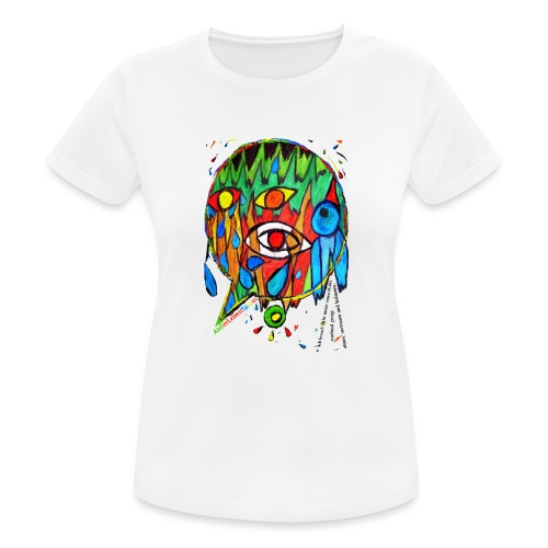 Vertrauen - Frauen T-Shirt atmungsaktiv