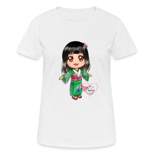 Rosalys crossing - T-shirt respirant Femme