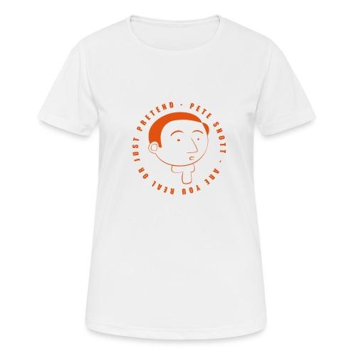 Pete Snott - Women's Breathable T-Shirt