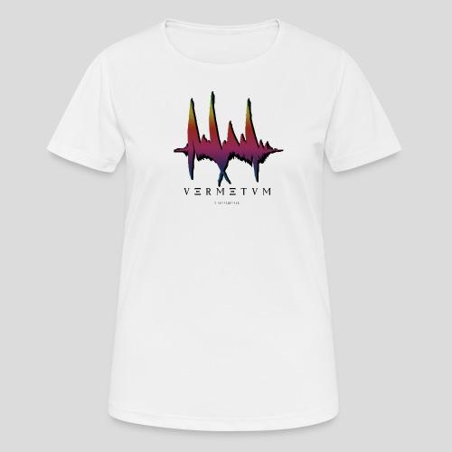 VERMETUM BLACK EDITION - Frauen T-Shirt atmungsaktiv
