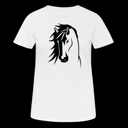 Stallion - Women's Breathable T-Shirt