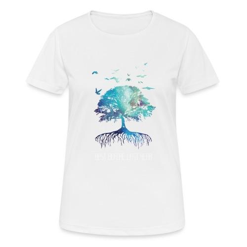 Unisex Hoodie Next Nature - Women's Breathable T-Shirt