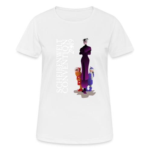 Scheibenwelt Convention 2019 - Susanne Sto Helit - Frauen T-Shirt atmungsaktiv