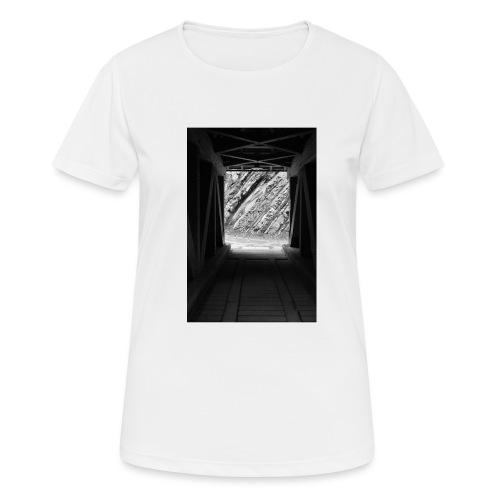 4.1.17 - Frauen T-Shirt atmungsaktiv