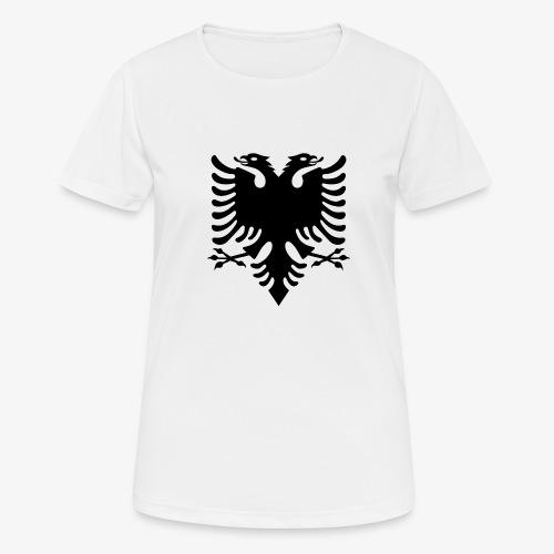 Shqiponja - das Wappen Albaniens - Frauen T-Shirt atmungsaktiv