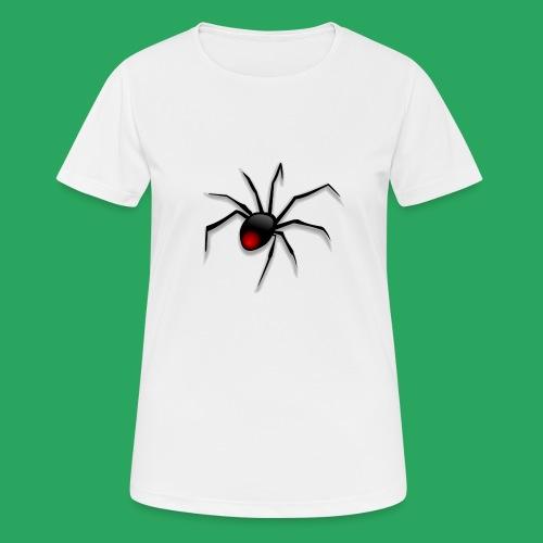 spider logo fantasy - Maglietta da donna traspirante