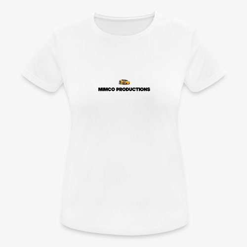 MIMCO Lambo Yellow - Women's Breathable T-Shirt