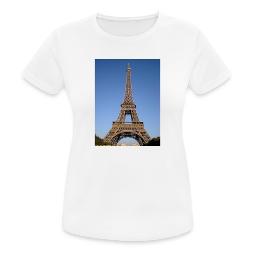paris - T-shirt respirant Femme