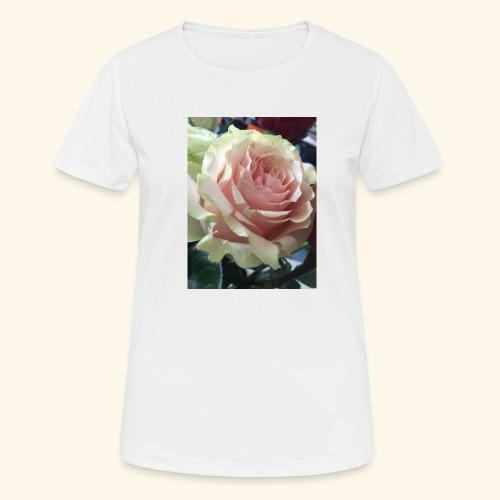 Roses - Frauen T-Shirt atmungsaktiv