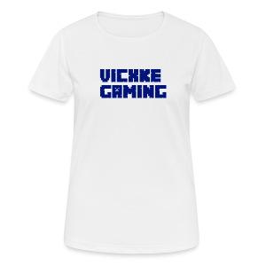 Vicxke_Gaming_ontwerp - vrouwen T-shirt ademend