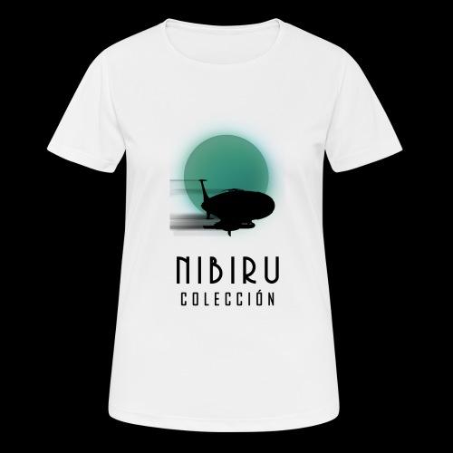 NibiruLogo - Camiseta mujer transpirable
