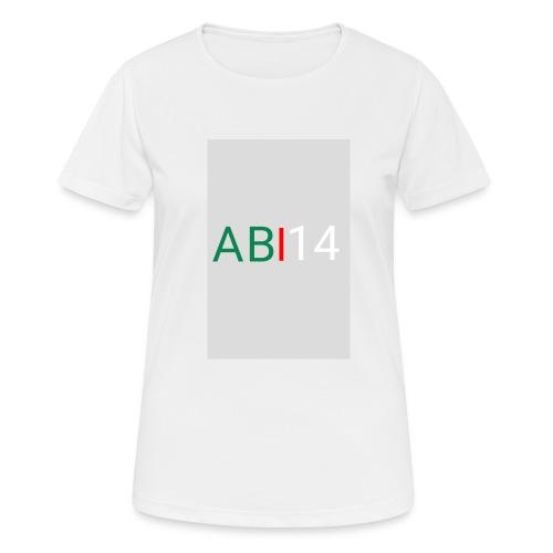 ABI14 - T-shirt respirant Femme