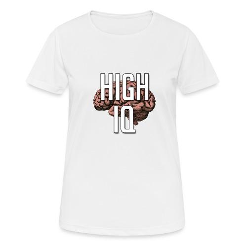 XpHighIQ - T-shirt respirant Femme
