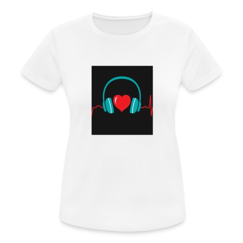 Victoria Sowinska - Women's Breathable T-Shirt