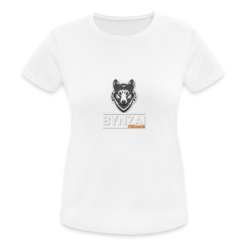 Casquette bynzai - T-shirt respirant Femme