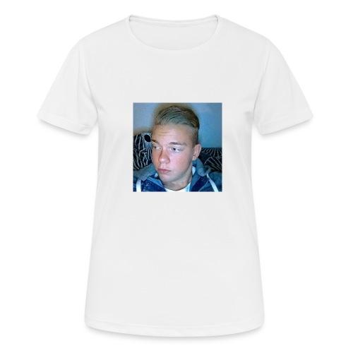 Fan Tröja - Andningsaktiv T-shirt dam