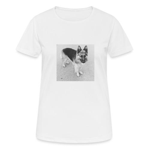 Ready, set, go - vrouwen T-shirt ademend
