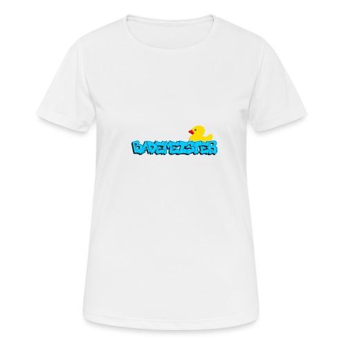 Bademeister - Frauen T-Shirt atmungsaktiv