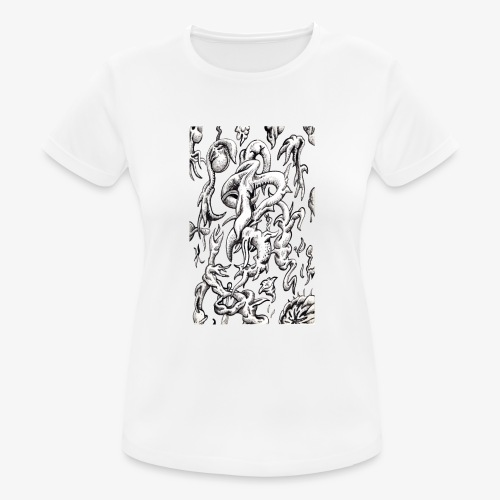 Airbourne Fauna - Women's Breathable T-Shirt
