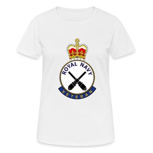 RN Vet GUNNER - Women's Breathable T-Shirt