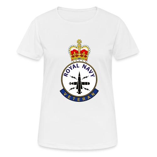 RN Vet OM - Women's Breathable T-Shirt