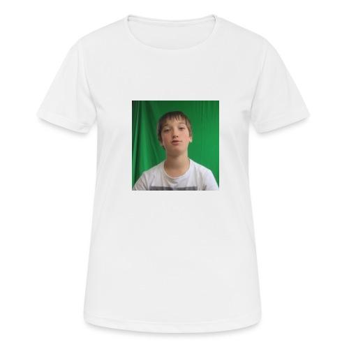 Game4you - Vrouwen T-shirt ademend actief