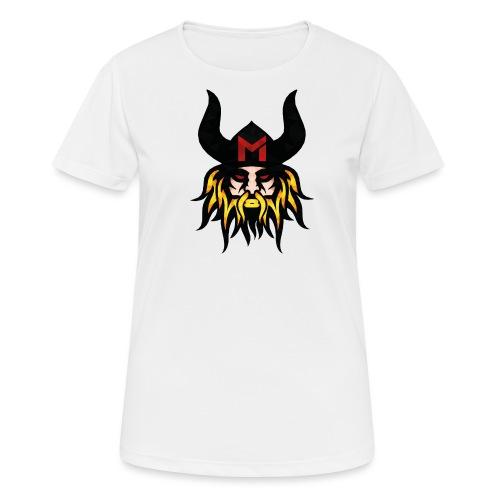 Wikinger Gold - Frauen T-Shirt atmungsaktiv