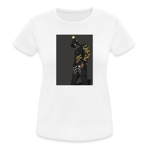 Swag - Women's Breathable T-Shirt