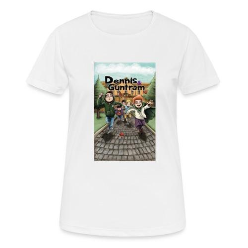 DuG-Band1-Kurztitel - Frauen T-Shirt atmungsaktiv