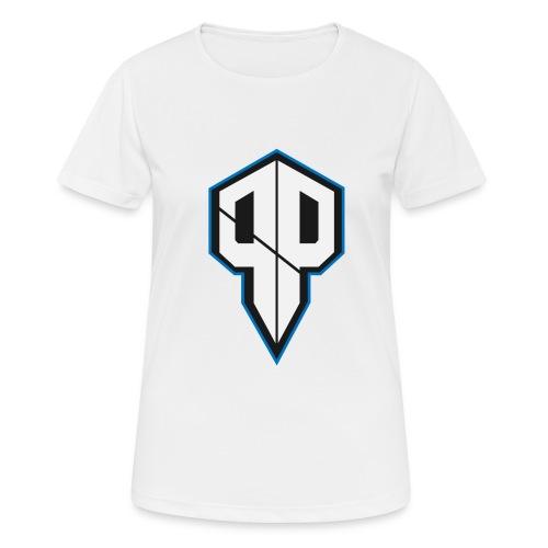 Pureness.one ESPORT LOGO - Frauen T-Shirt atmungsaktiv