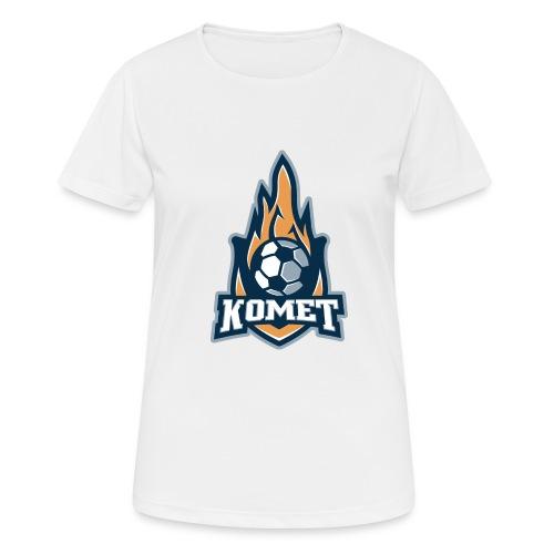 Komet - Frauen T-Shirt atmungsaktiv