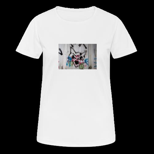 26178051 10215296812237264 806116543 o - T-shirt respirant Femme
