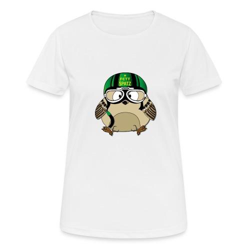 Fettspatz SAMSON - Frauen T-Shirt atmungsaktiv