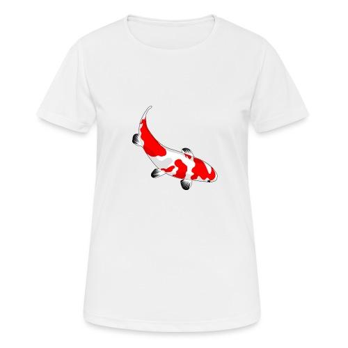 Koi - Frauen T-Shirt atmungsaktiv