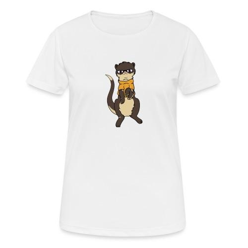 fretka Hypsed - Koszulka damska oddychająca