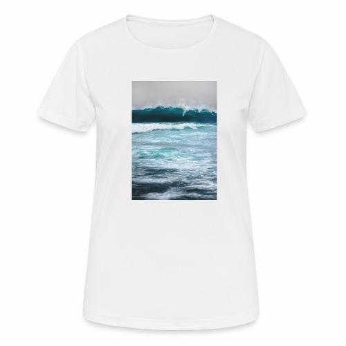 sea - Maglietta da donna traspirante