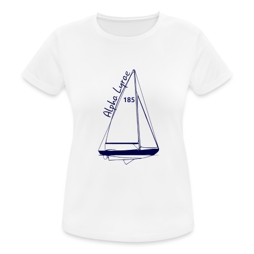 dos - T-shirt respirant Femme