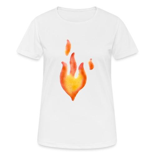 Fiamma - Maglietta da donna traspirante