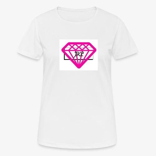 JKL 2 - Camiseta mujer transpirable